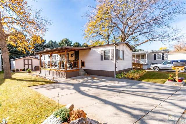 6 Woodgrain Drive, Billings, MT 59102 (MLS #311898) :: MK Realty