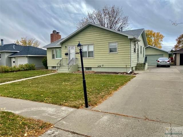 412 17th Street W, Billings, MT 59102 (MLS #311906) :: Search Billings Real Estate Group