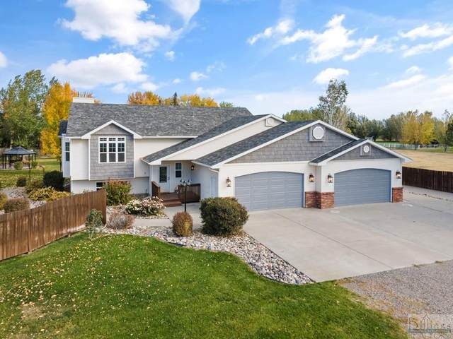 5545 Hennessey Road, Billings, MT 59106 (MLS #311908) :: MK Realty