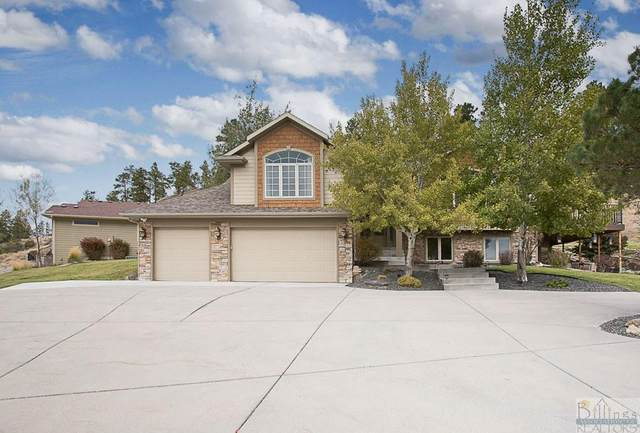 3115 Mcmasters Road, Billings, MT 59101 (MLS #311920) :: MK Realty