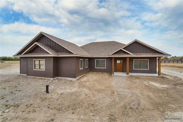 448 Cemetery Rd, Park City, MT 59063 (MLS #311926) :: MK Realty
