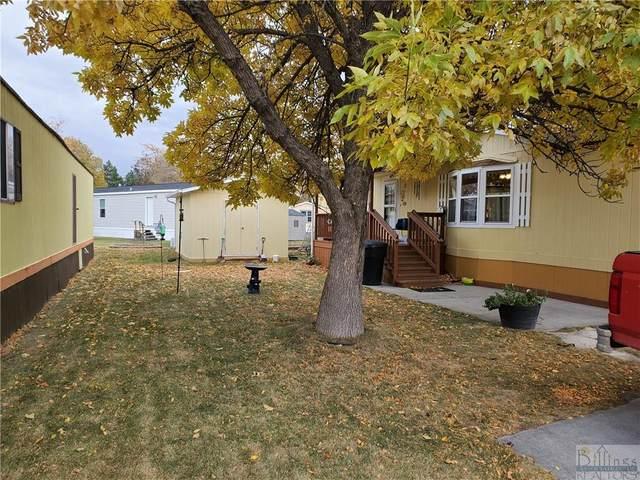 1 Wakefield Drive, Billings, MT 59102 (MLS #311927) :: Search Billings Real Estate Group