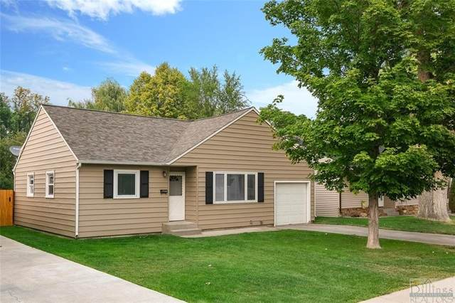 1729 Avenue E, Billings, MT 59102 (MLS #311934) :: Search Billings Real Estate Group