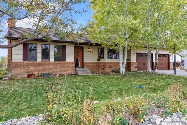 2163 Skyview Drive, Billings, MT 59105 (MLS #311936) :: The Ashley Delp Team