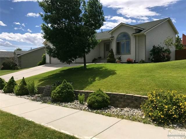 1726 High Sierra Boulevard, Billings, MT 59105 (MLS #311941) :: Search Billings Real Estate Group