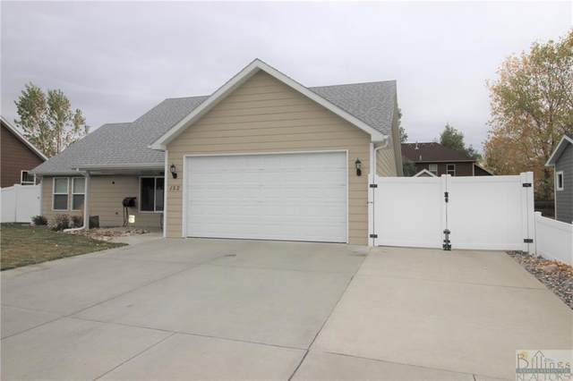 152 Viceroy, Billings, MT 59101 (MLS #311942) :: MK Realty