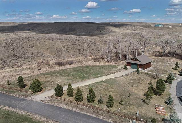 LOT 17 Bridle Trails Dr. W/Shop, Joliet, MT 59041 (MLS #311950) :: Search Billings Real Estate Group