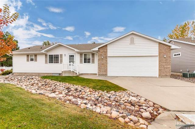 3514 Willow Creek, Billings, MT 59102 (MLS #311951) :: The Ashley Delp Team