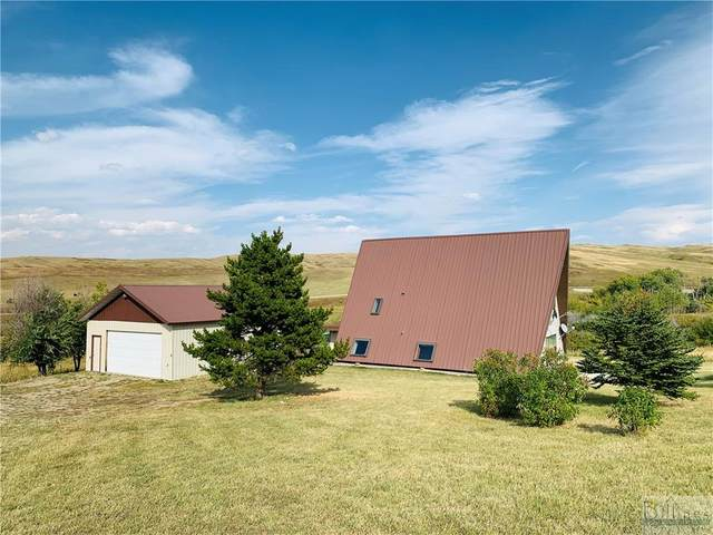 8 Rolling Hills Road, Red Lodge, MT 59068 (MLS #311953) :: Search Billings Real Estate Group