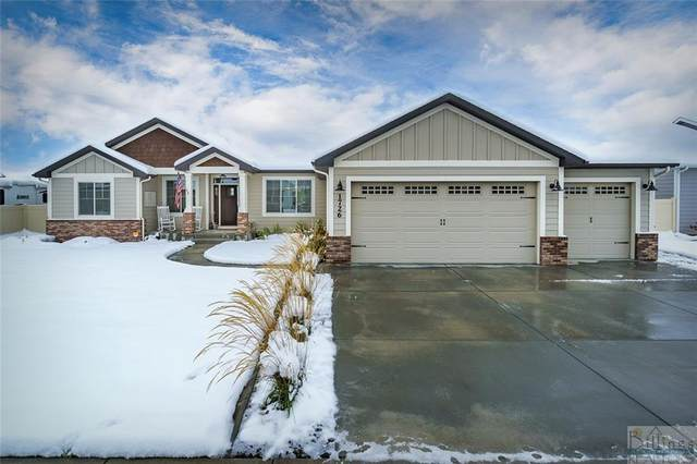 1726 E Thunder Mountain Rd, Billings, MT 59106 (MLS #311960) :: MK Realty