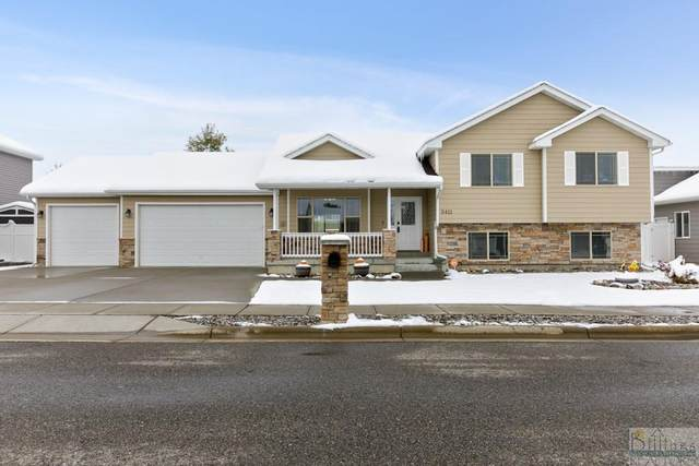 5411 Summer Stone Avenue, Billings, MT 59106 (MLS #311961) :: MK Realty