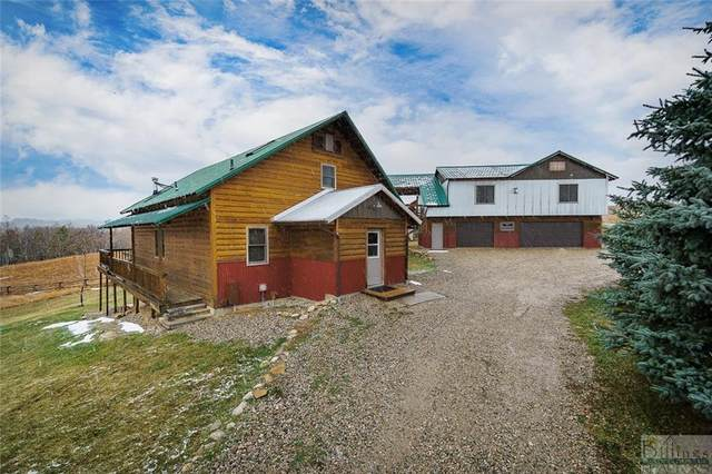 3 Beavertail Road, Red Lodge, MT 59068 (MLS #311962) :: Search Billings Real Estate Group