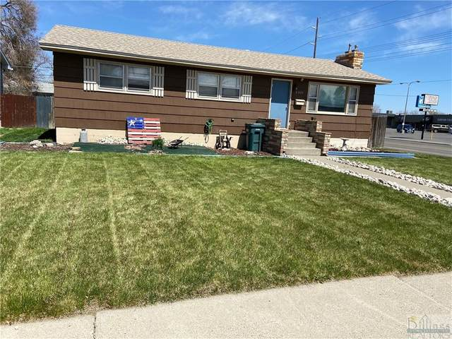 2401 Terry, Billings, MT 59102 (MLS #311965) :: MK Realty