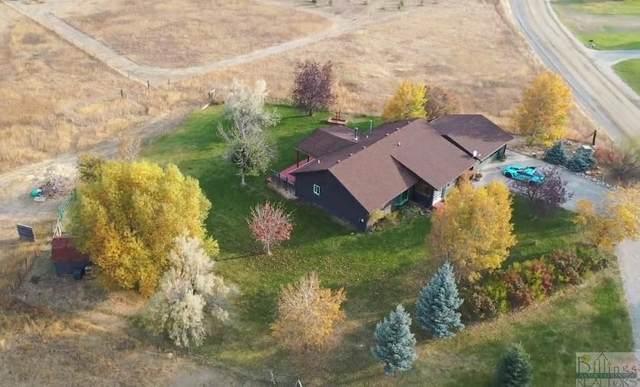 22 Rosebud Rd, Absarokee, MT 59001 (MLS #311967) :: Search Billings Real Estate Group