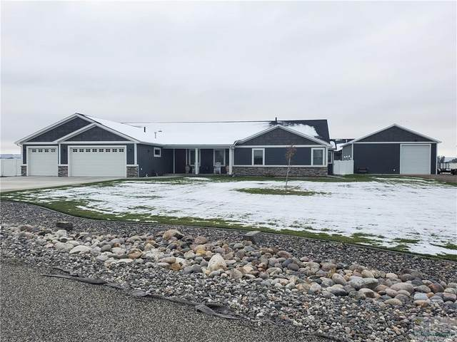 6315 Bear Paw Drive S, Billings, MT 59106 (MLS #311974) :: MK Realty