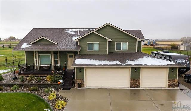 1005 Tracy Way, Park City, MT 59063 (MLS #311975) :: Search Billings Real Estate Group