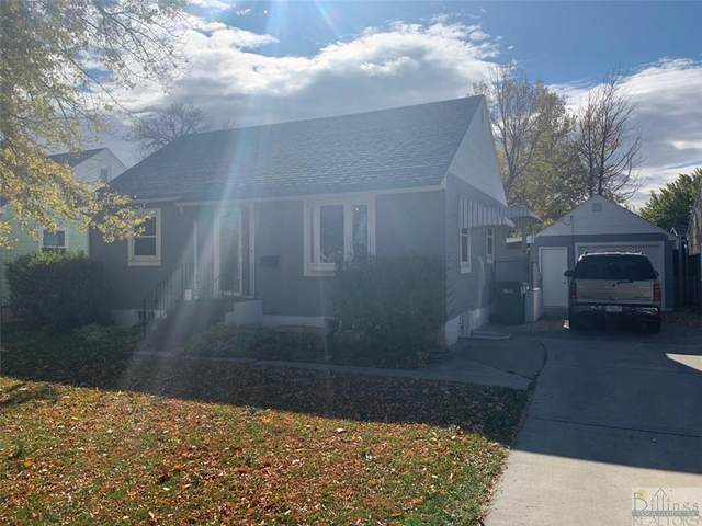 1236 Ave E, Billings, MT 59102 (MLS #311976) :: Search Billings Real Estate Group