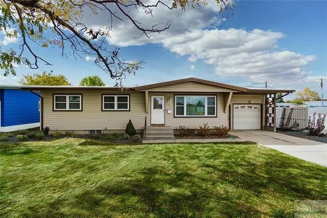 420 15TH ST W, Billings, MT 59102 (MLS #311978) :: Search Billings Real Estate Group