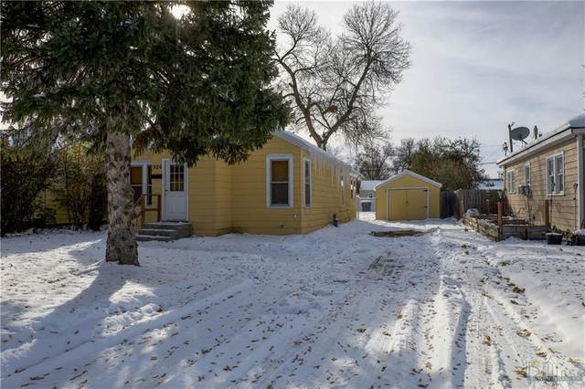 926 Terry Ave, Billings, MT 59101 (MLS #311982) :: The Ashley Delp Team
