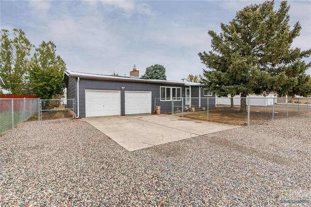 2909 Georgina Drive, Billings, MT 59102 (MLS #311996) :: The Ashley Delp Team