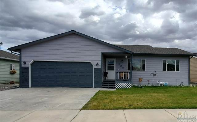 209 Foundation Avenue, Laurel, MT 59044 (MLS #311999) :: Search Billings Real Estate Group