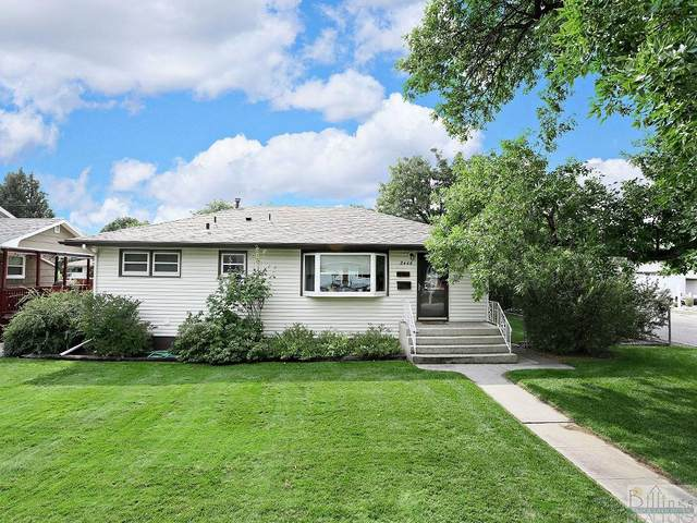 2446 Terry Avenue, Billings, MT 59102 (MLS #312000) :: The Ashley Delp Team