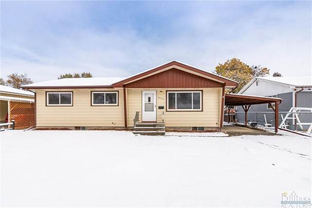 4325 Phillip Street, Billings, MT 59101 (MLS #312002) :: Search Billings Real Estate Group