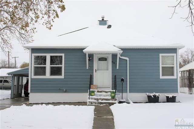 418 Idaho Ave, Laurel, MT 59044 (MLS #312005) :: MK Realty