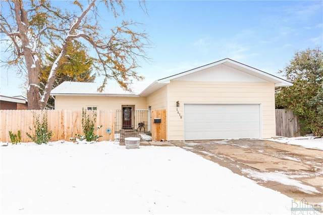 1418 Crawford Drive, Billings, MT 59102 (MLS #312038) :: The Ashley Delp Team