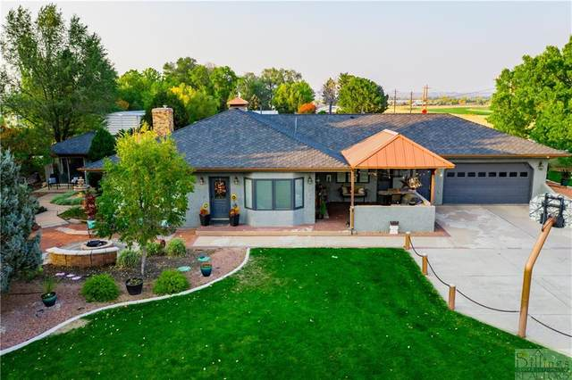 1520 East Lane, Billings, MT 59101 (MLS #312042) :: Search Billings Real Estate Group