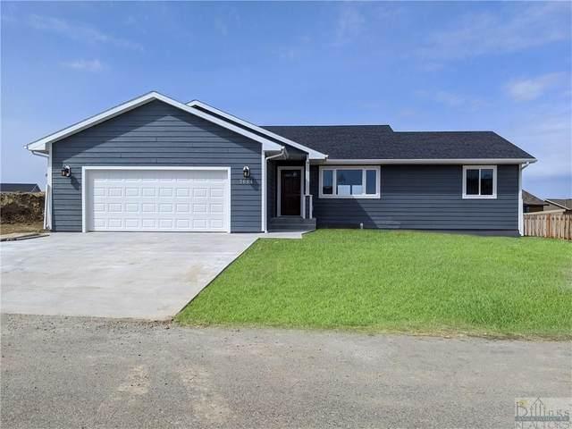3664 Darrah Drive, Huntley, MT 59037 (MLS #312043) :: Search Billings Real Estate Group