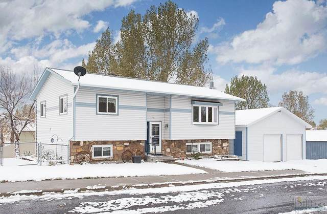 1106 W 12th, Laurel, MT 59044 (MLS #312046) :: Search Billings Real Estate Group