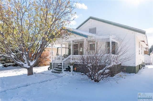 38 Alderson Avenue, Billings, MT 59101 (MLS #312059) :: Search Billings Real Estate Group