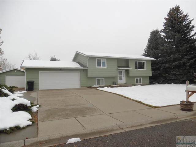 434 Zanzibar Pl, Billings, MT 59105 (MLS #312070) :: The Ashley Delp Team