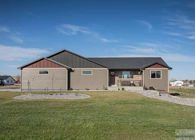4055 Deer Trail, Billings, MT 59105 (MLS #312076) :: Search Billings Real Estate Group