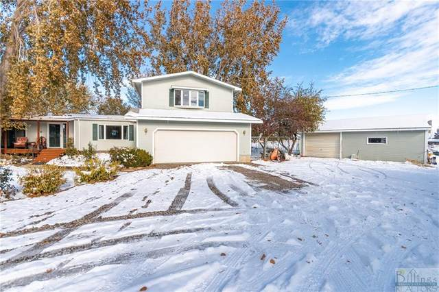 3041 S 65TH Street W, Billings, MT 59106 (MLS #312083) :: Search Billings Real Estate Group