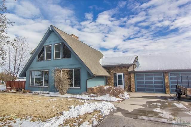 2039 W Echo Drive, Billings, MT 59105 (MLS #312085) :: Search Billings Real Estate Group