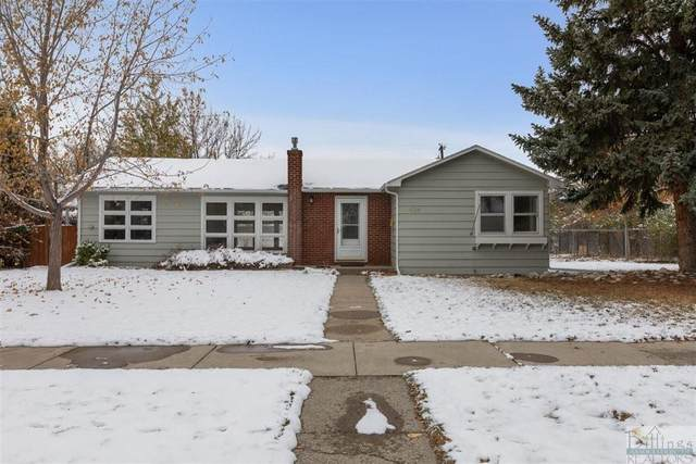 608 3rd Avenue, Laurel, MT 59044 (MLS #312086) :: Search Billings Real Estate Group