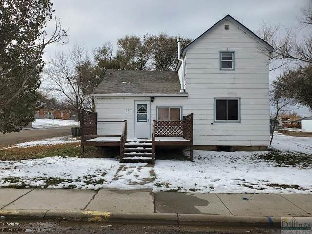 823 S 1st St W, Baker, MT 59313 (MLS #312096) :: Search Billings Real Estate Group