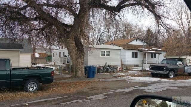 00 2nd Street S, Bridger, MT 59014 (MLS #312098) :: Search Billings Real Estate Group