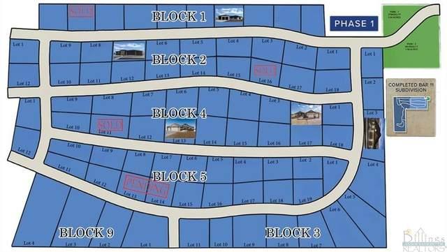 Lot 7 Blk 3 Bar 11 Drive, Billings, MT 59105 (MLS #312105) :: Search Billings Real Estate Group