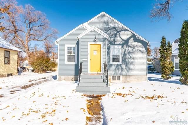 141 Custer, Billings, MT 59101 (MLS #312107) :: Search Billings Real Estate Group