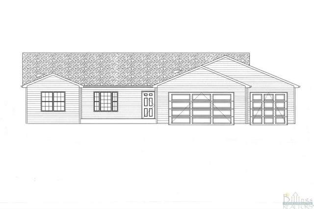 3343 Pipestone Drive, Billings, MT 59102 (MLS #312115) :: Search Billings Real Estate Group
