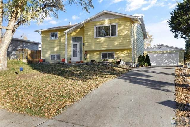 2027 George Street, Billings, MT 59102 (MLS #312126) :: Search Billings Real Estate Group