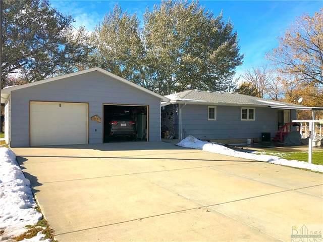 5 Mallette Lane, Joliet, MT 59041 (MLS #312128) :: Search Billings Real Estate Group