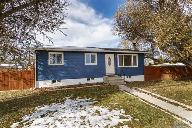 1914 Bench, Billings, MT 59105 (MLS #312135) :: Search Billings Real Estate Group