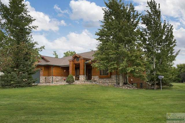 32 Bridle Trails Drive, Joliet, MT 59041 (MLS #312138) :: Search Billings Real Estate Group