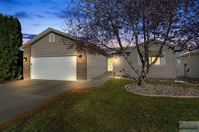 3535 Willow Creek, Billings, MT 59102 (MLS #312145) :: Search Billings Real Estate Group
