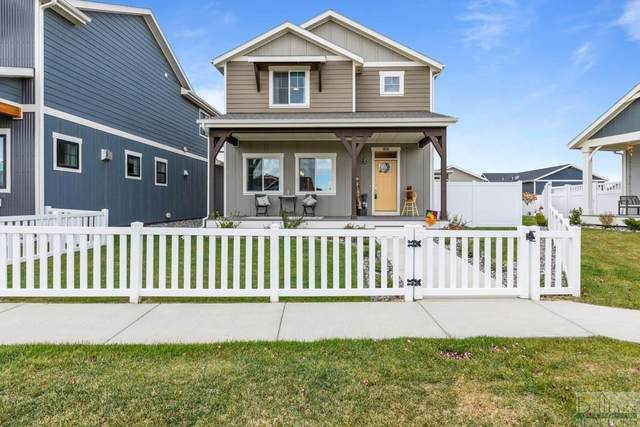 1810 Walter Creek Boulevard, Billings, MT 59101 (MLS #312147) :: Search Billings Real Estate Group