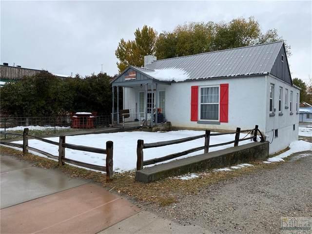 22 N Woodard Avenue, Absarokee, MT 59001 (MLS #312151) :: Search Billings Real Estate Group